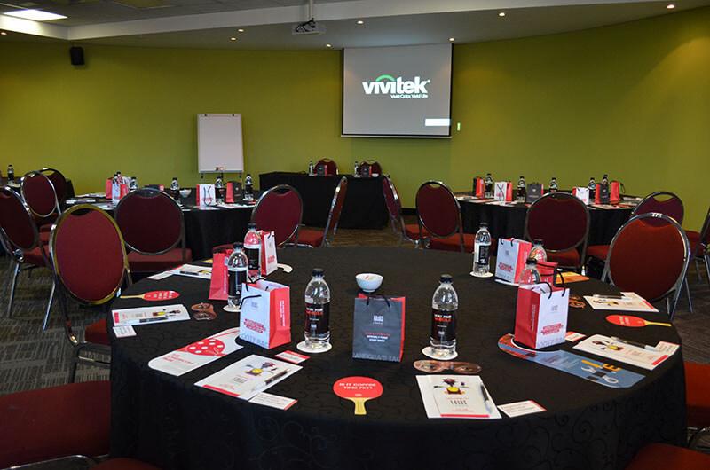 Focus Rooms Conference Venue - Vivitek