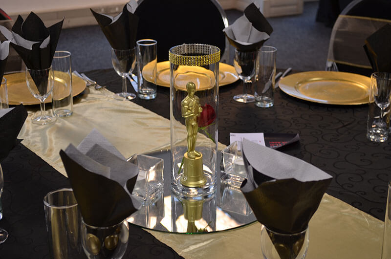 Focus Rooms Events Venue With All The Glitz and Glamour of the Oscars