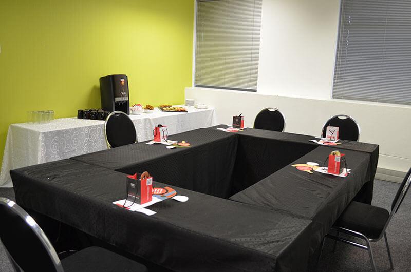 Focus Rooms Conference Venue