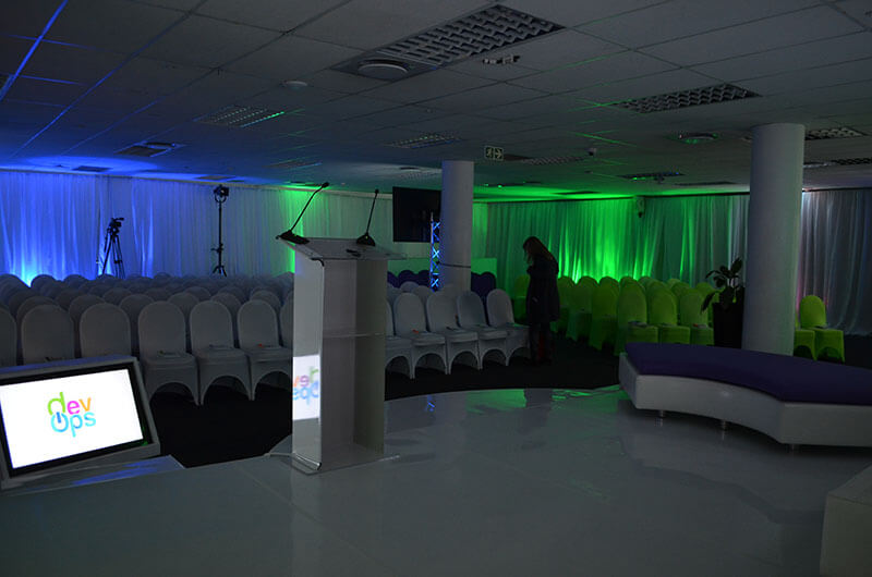 Focus Rooms Conference Venue DevOps