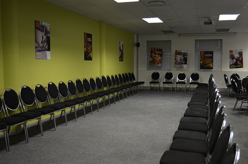 Focus Rooms Training Venue