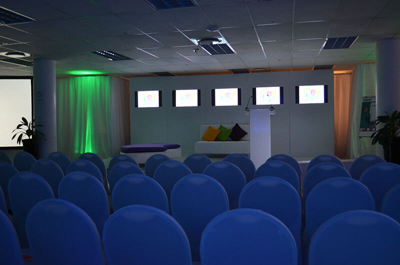 Focus Rooms Conference Venue