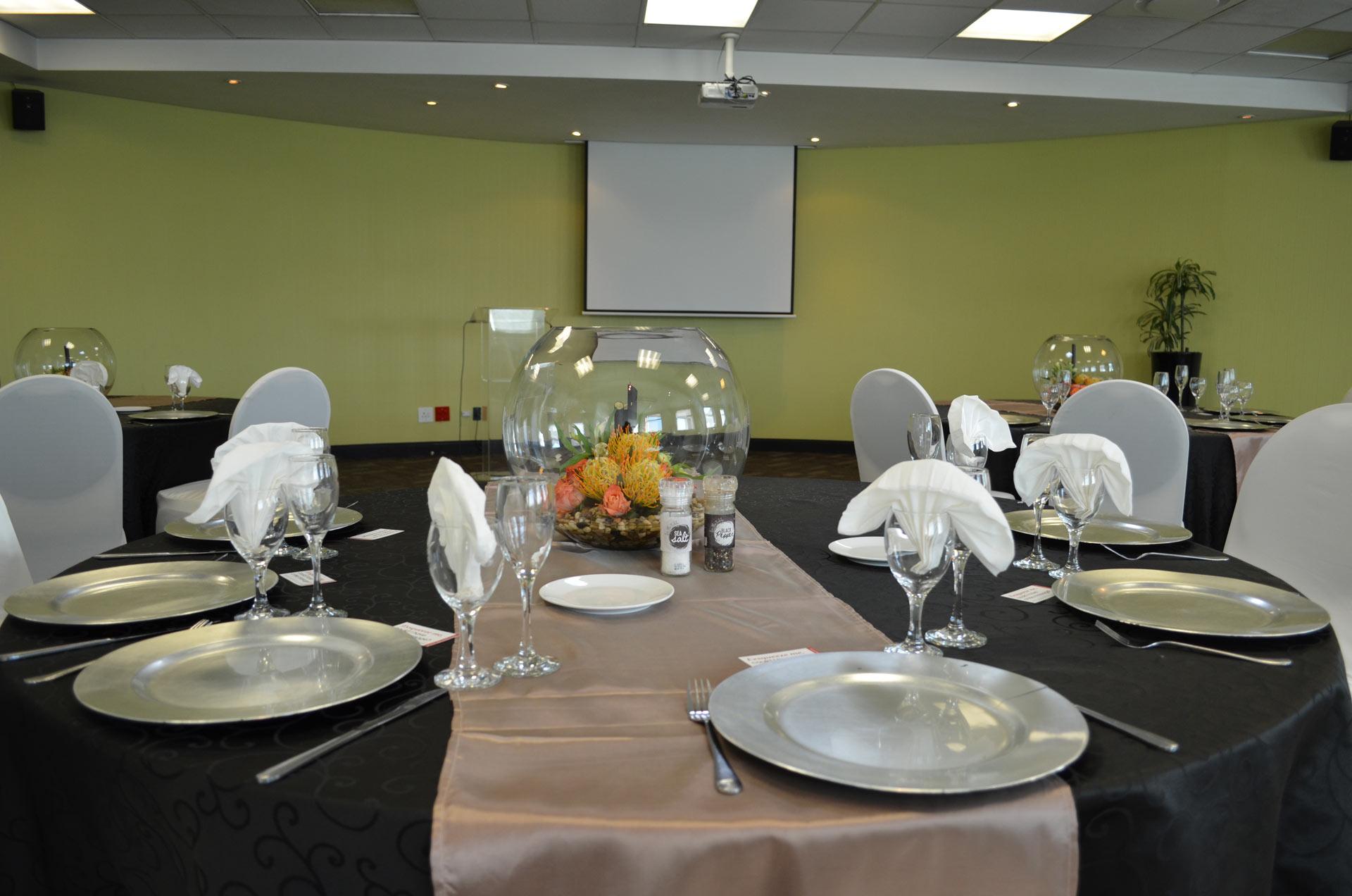 Jupiter - Skyline Views of Sandton   Focus Rooms Banquet Venue
