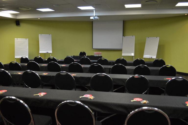 Jupiter - Skyline Views of Sandton | Conferencing Setup | Focus Rooms