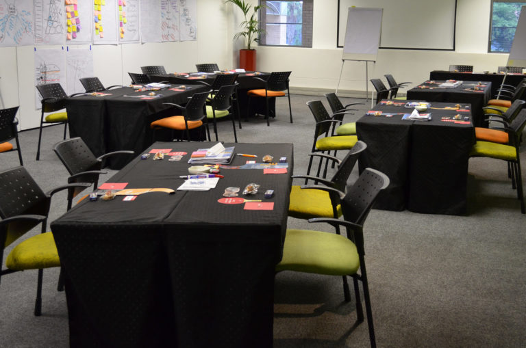 Enterprise Room - Training and Meetings | Focus Rooms Cocktail Venue