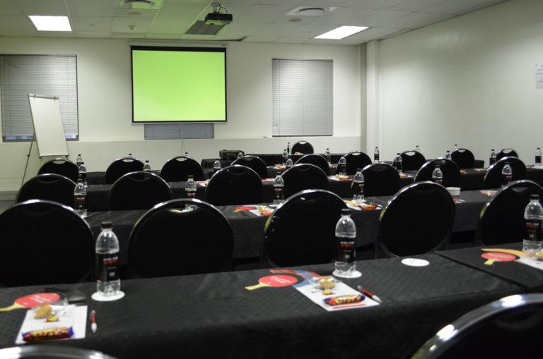 Atlantis - School Room Setup | Focus Rooms Conference Venue