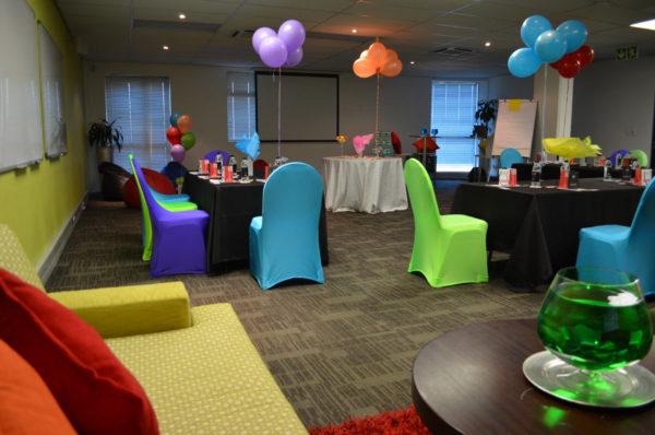 Neptune Room - Bright Breakfast Meetings and More | Focus Rooms