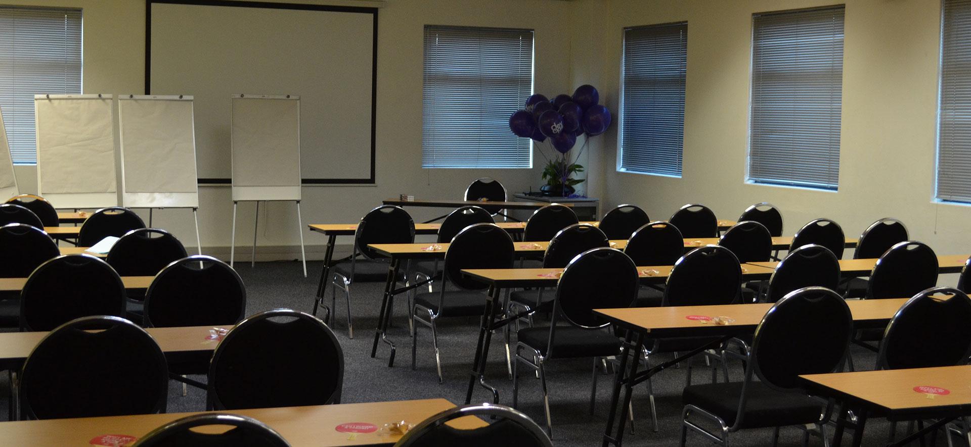 Venus - Presentation Room   Focus Rooms Conference Venue