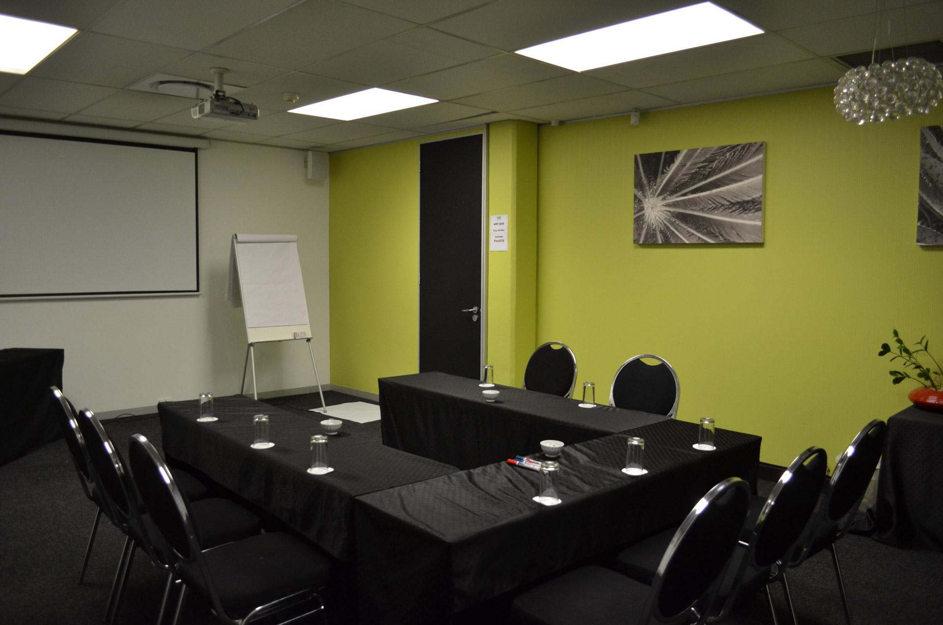 Mercury U-Shape Setup - Sandton Meeting Room   Focus Rooms
