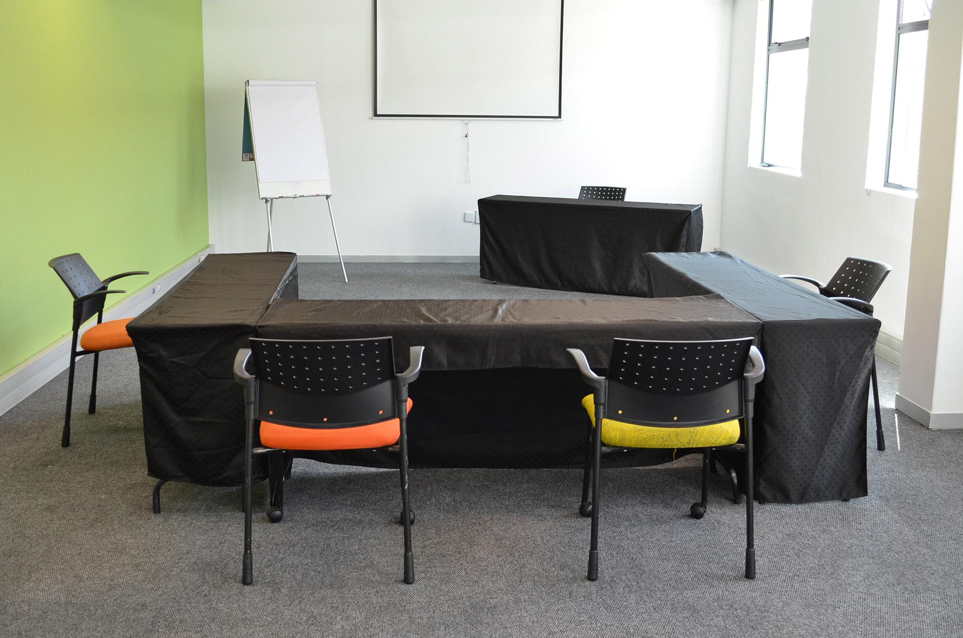 Millennium U-Shape   Focus Rooms